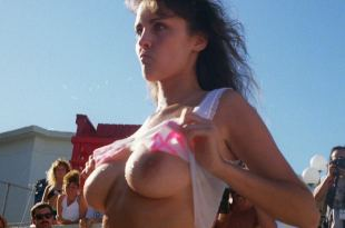 Yamilet Hidalgo nude topless other topless and wet – Nightmare Beach (1989) HD 1080p BluRay