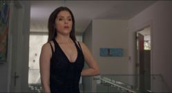 Anna Kendrick hot and some mild sex Blake Lively nude butt skinny dipping - A Simple Favor (2018) (10)