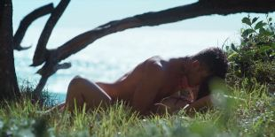 Charlotte Best nude topless and sex on the beach - Tidelands (AU-2018) s1-e5-8 HD 1080p