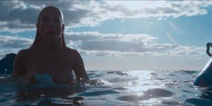 Elsa Pataky nude butt and boobs while skinny dipping - Tidelands (AU-2018) s1e3 HD 1080p