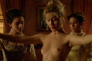 Gabriella Pession nude topless and sex Lola Pagnani nude full frontal - Ferdinando and Carolina (1999) HD 1080p (15)