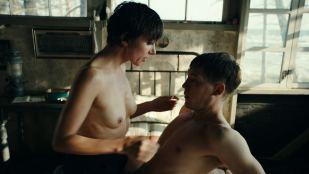 Julia Koschitz nude topless and sex - Schweigeminute (DE-2016) HD 1080p Web
