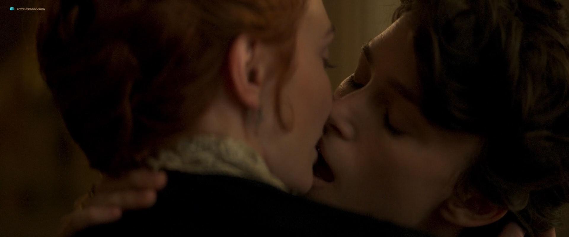 Keira knightley naked lesbian something