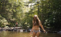Laia Costa nude butt and bush - Maine (2018) HD 1080p Web (6)