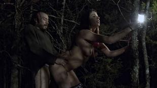 Natasha Richards nude topless and Ashley Moore nude sex - Cherokee Creek (2018) HD 1080p