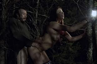 Natasha Richards nude topless and Ashley Moore nude sex – Cherokee Creek (2018) HD 1080p