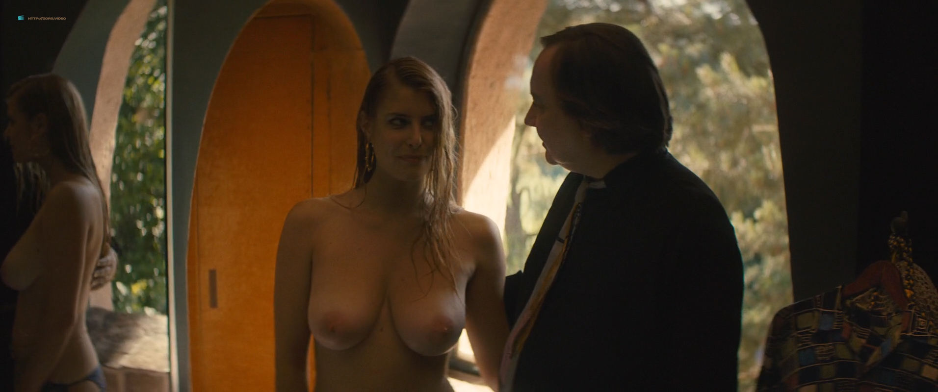 Camille Razat Nude And Sex Elisa Bachir Bey And Others -4559