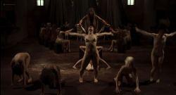 Dakota Johnson hot c-true Mia Goth nude full frontal others nude too - Suspiria (2018) HD 1080p (14)