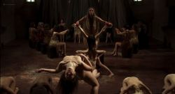 Dakota Johnson hot c-true Mia Goth nude full frontal others nude too - Suspiria (2018) HD 1080p (11)