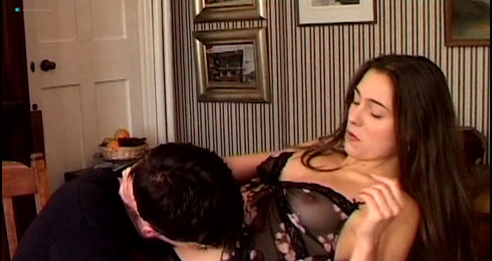 Fiona Horsey nude bush topless and sex - Lovesick Sick Love (2004) (2)