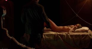 Hayden Tweedie nude and Johanna Stanton nude too - Doom Room (2019) HD 1080p (6)