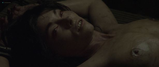 Jenny Spain nude bush and butt - Deadgirl (2008) HD 720p BluRay (11)