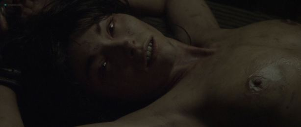 Jenny Spain nude bush and butt - Deadgirl (2008) HD 720p BluRay (10)