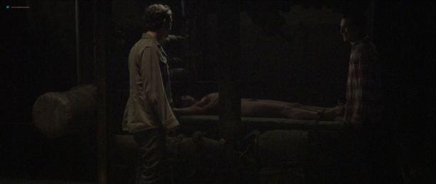 Jenny Spain nude bush and butt - Deadgirl (2008) HD 720p BluRay (9)