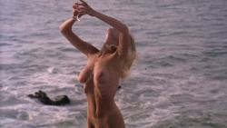 Kristi Somers nude topless Darcy DeMoss, Teal Roberts and others nude too - Hardbodies (1984) HD 1080p (5)