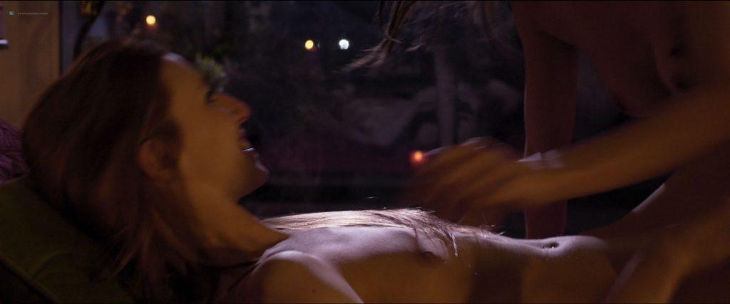 Macarena Carrere nude full frontal Ximena del Solar and Dominga Bofill all nude - Trauma (ES-2018) HD 1080p (12)