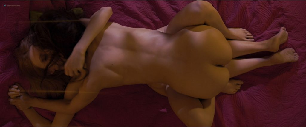 Macarena Carrere nude full frontal Ximena del Solar and Dominga Bofill all nude - Trauma (ES-2018) HD 1080p (10)