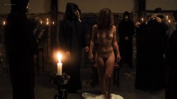Manon Pages nude full frontal - The Demonologist (2018) HD 1080p Web (11)