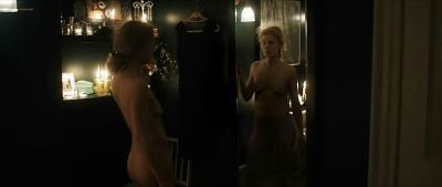 Rosamund Pike nude full frontal - A Private War (2018) HD 1080p BluRay (17)