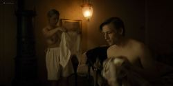 Sara Viktoria Bjerregaard Christensen nude topless - Lykke-Per (DK-2018) HD 1080p Web (6)