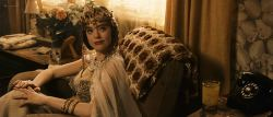 Scarlett Johansson hot Hilary Swank butt Mia Kirshner nude topless - The Black Dahlia (2006) HD 1080p BluRay (15)