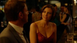 Lauren Cohan hot and sexy- Whiskey Cavalier (2019) s1e1 HD 1080p