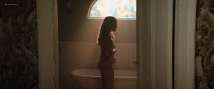 Sabrina Kern nude butt and sideboob - St. Agatha (2018) HD 1080p Web