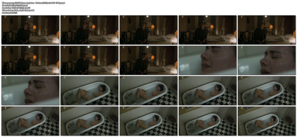 Emma Appleton nude topless in the tube - Traitors (2019) s1e6 HD 1080p (1)