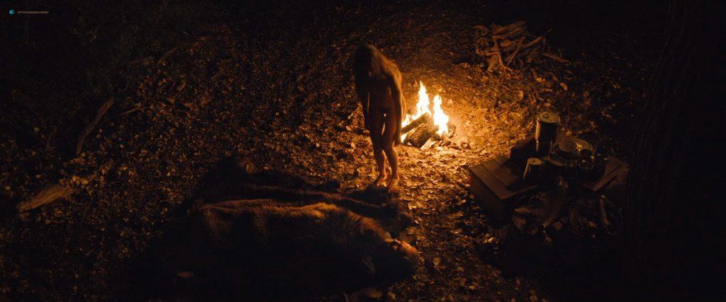 Hilary Swank nude bush Sonja Richter nude topless - The Homesman (2014) HD 1080p BluRay (3)