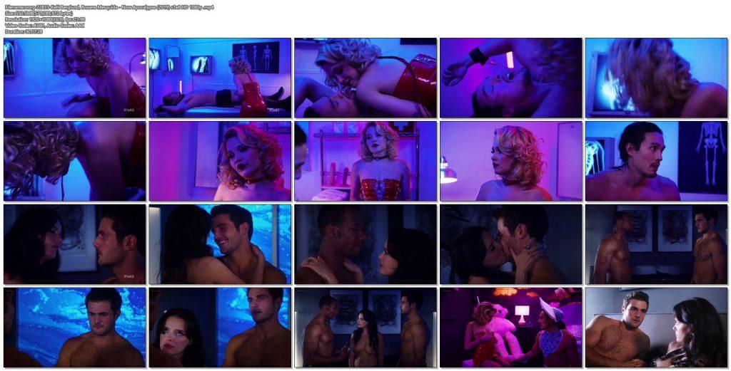 Kelli Berglund nude Roxane Mesquida nude sex threesome - Now Apocalypse (2019) s1e8 HD 1080p (1)