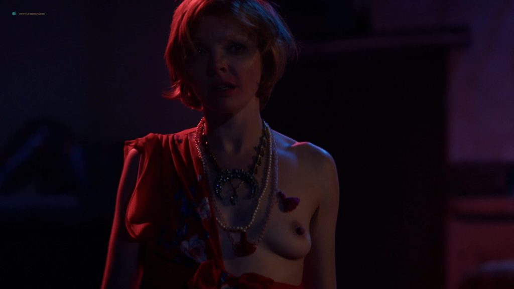 Kelli Berglund nude topless Nicole LaLiberte nude too - Now Apocalypse (2019) s1e10 HD 1080p (7)