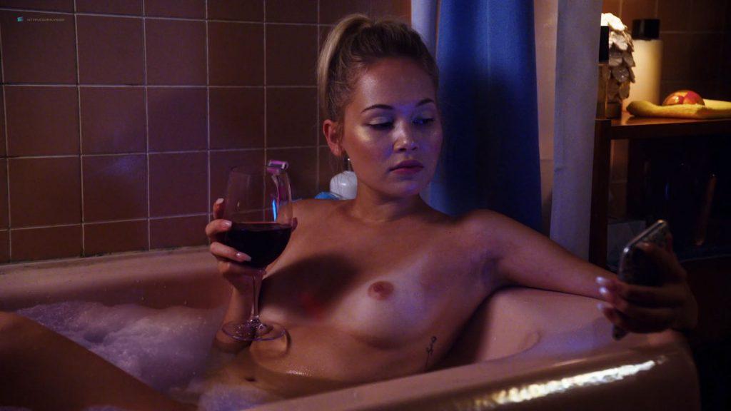 Kelli Berglund nude topless Nicole LaLiberte nude too - Now Apocalypse (2019) s1e10 HD 1080p (6)