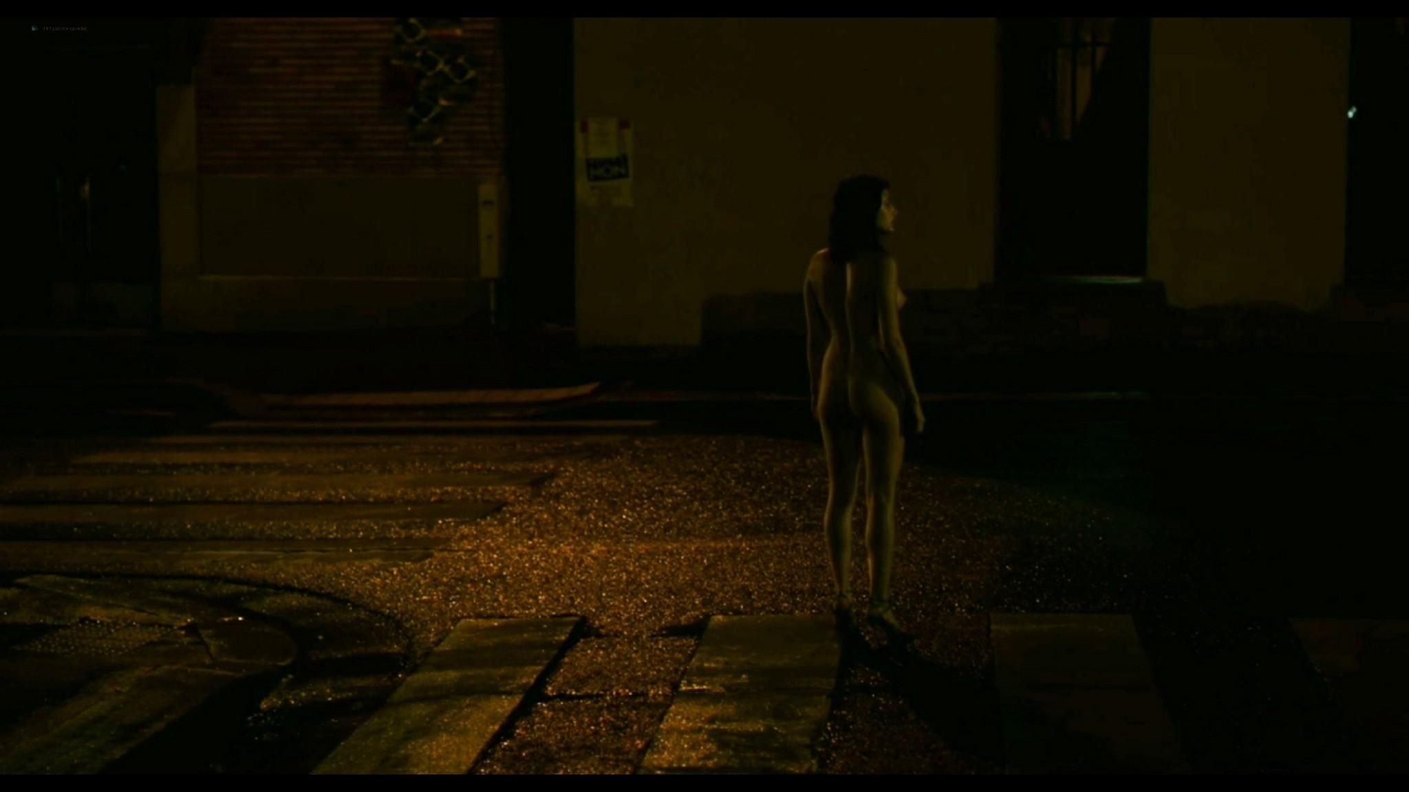 Lola Creton nude full frontal and Chiara Mastroianni nude sex - Bastards (2013) HD 1080p (17)