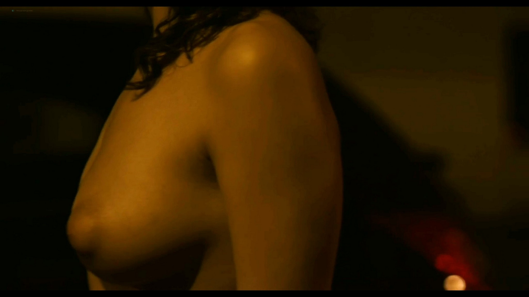Lola Creton nude full frontal and Chiara Mastroianni nude sex - Bastards (2013) HD 1080p (16)