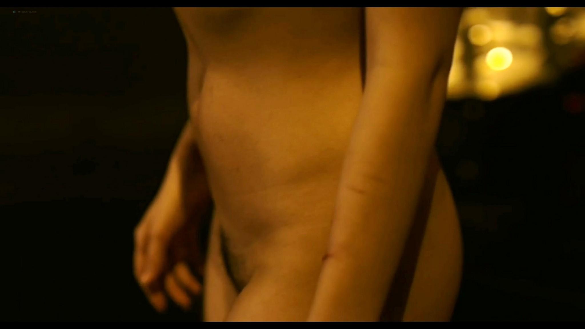 Lola Creton nude full frontal and Chiara Mastroianni nude sex - Bastards (2013) HD 1080p (14)