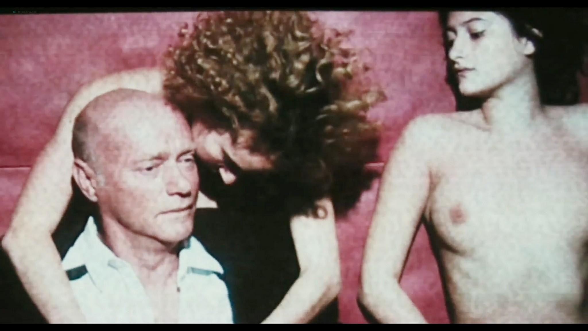 Lola Creton nude full frontal and Chiara Mastroianni nude sex - Bastards (2013) HD 1080p (9)