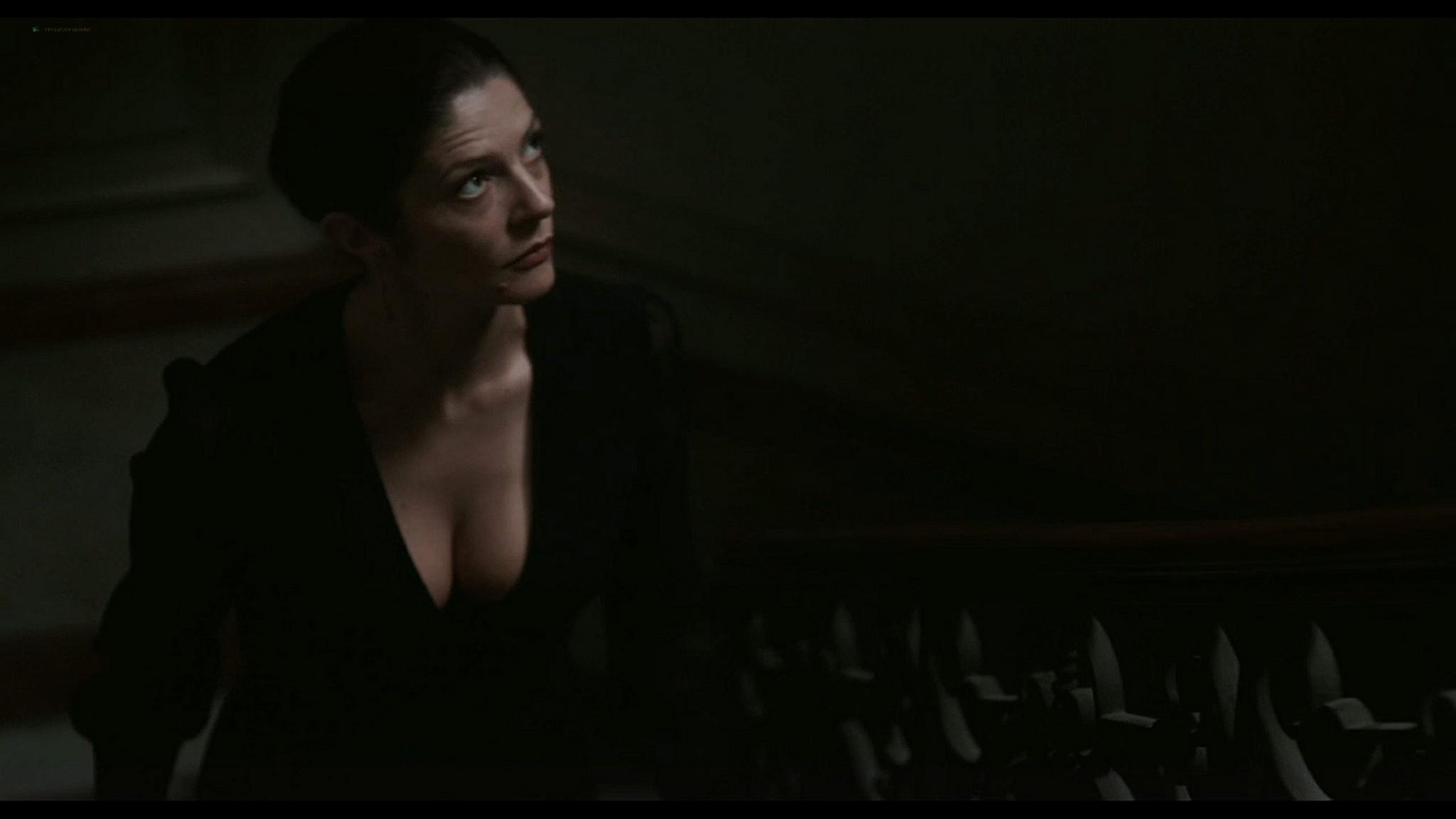 Lola Creton nude full frontal and Chiara Mastroianni nude sex - Bastards (2013) HD 1080p (3)