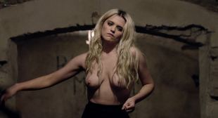 Sky Ferreira nude topless and sex - Lords of Chaos (2018) HD 1080p Web