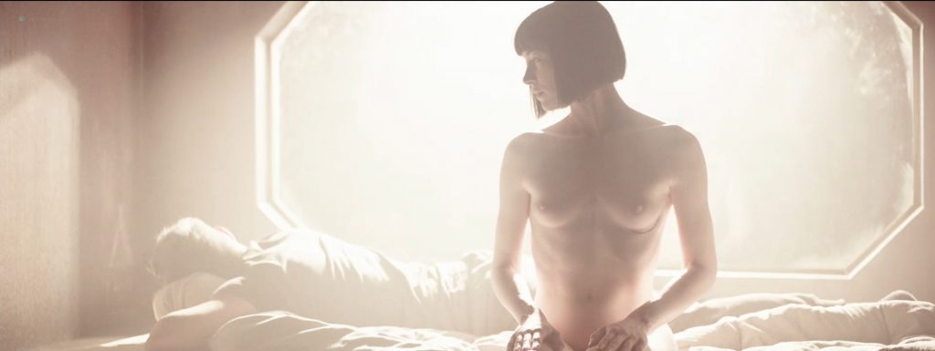 Stoya nude full frontal - A.I. Rising (RS-2018) HD 1080p (9)