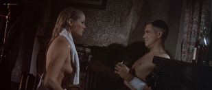Ursula Andress hot and sexy - The Blue Max (1966) HD 720p