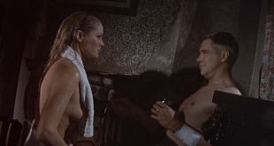 Ursula Andress hot and sexy - The Blue Max (1966) HD 720p (3)