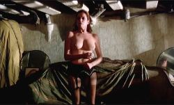 Ursula Andress nude full frontal Carla Romanelli and Luciana Paluzzi nude bush too in The Sensuous Nurse (1975) (12)
