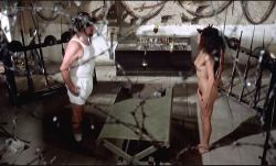 Ursula Andress nude full frontal Carla Romanelli and Luciana Paluzzi nude bush too in The Sensuous Nurse (1975) (7)