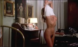 Ursula Andress nude full frontal Carla Romanelli and Luciana Paluzzi nude bush too in The Sensuous Nurse (1975) (6)