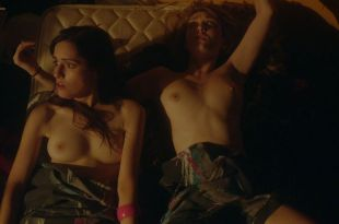 Asta Paredes nude lesbian sex with Catherine Corcoran - Return to Nuke 'Em High Volume 1 (2013) HD 1080p BluRay (3)
