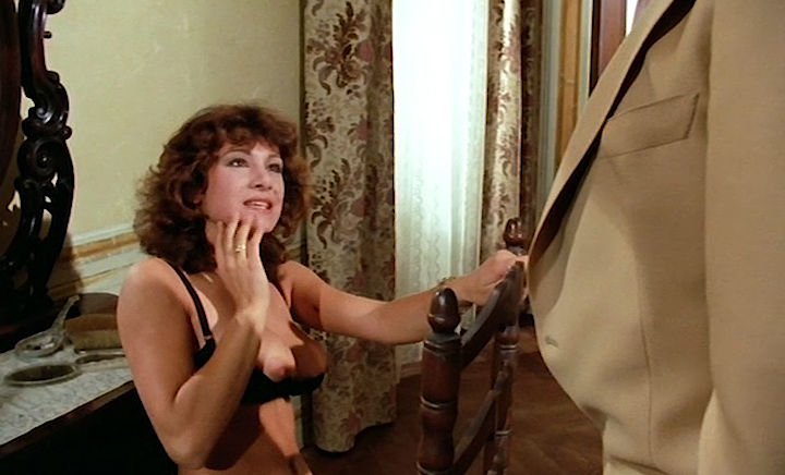 Carmen Russo nude full frontal Anna Veneziano and Mariangela Giordano nude too - Patrick Still Lives (IT-1980) (18)