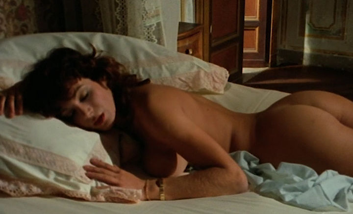 Carmen Russo nude full frontal Anna Veneziano and Mariangela Giordano nude too - Patrick Still Lives (IT-1980) (14)