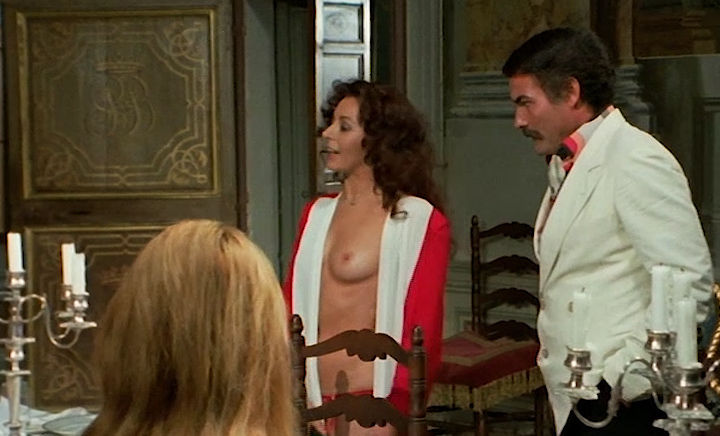 Carmen Russo nude full frontal Anna Veneziano and Mariangela Giordano nude too - Patrick Still Lives (IT-1980) (12)