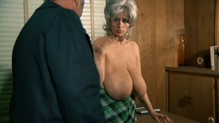 Chesty Morgan nude topless and Tempest Storm nude too - Double Agent 73 (1974) HD 1080p BluRay