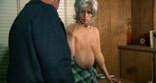 Chesty Morgan nude topless and Tempest Storm nude too - Double Agent 73 (1974) HD 1080p BluRay (6)
